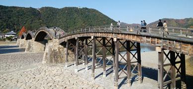 1202 錦帯橋と錦川