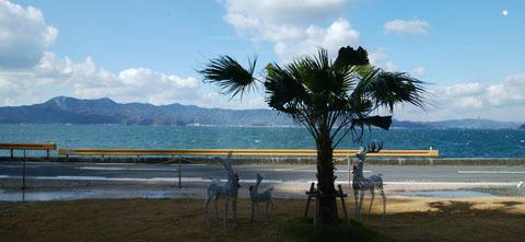 1208 大島の海