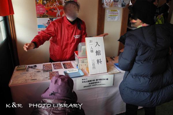 2017年3月5日素戔嗚神社雛壇飾り3