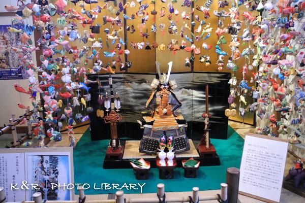 2017年3月5日素戔嗚神社雛壇飾り6