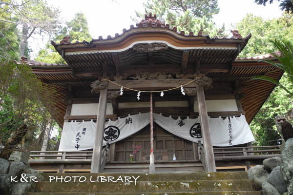 2017年3月5日素戔嗚神社雛壇飾り14
