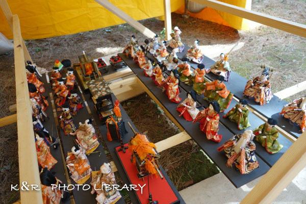2017年3月5日素戔嗚神社雛壇飾り15