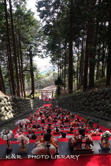 2017年3月5日素戔嗚神社雛壇飾り16