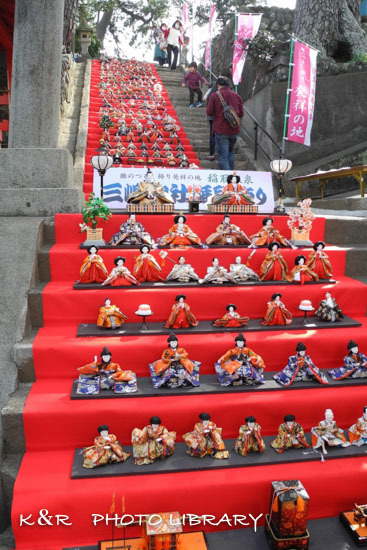 2017年3月5日稲取雛飾り9