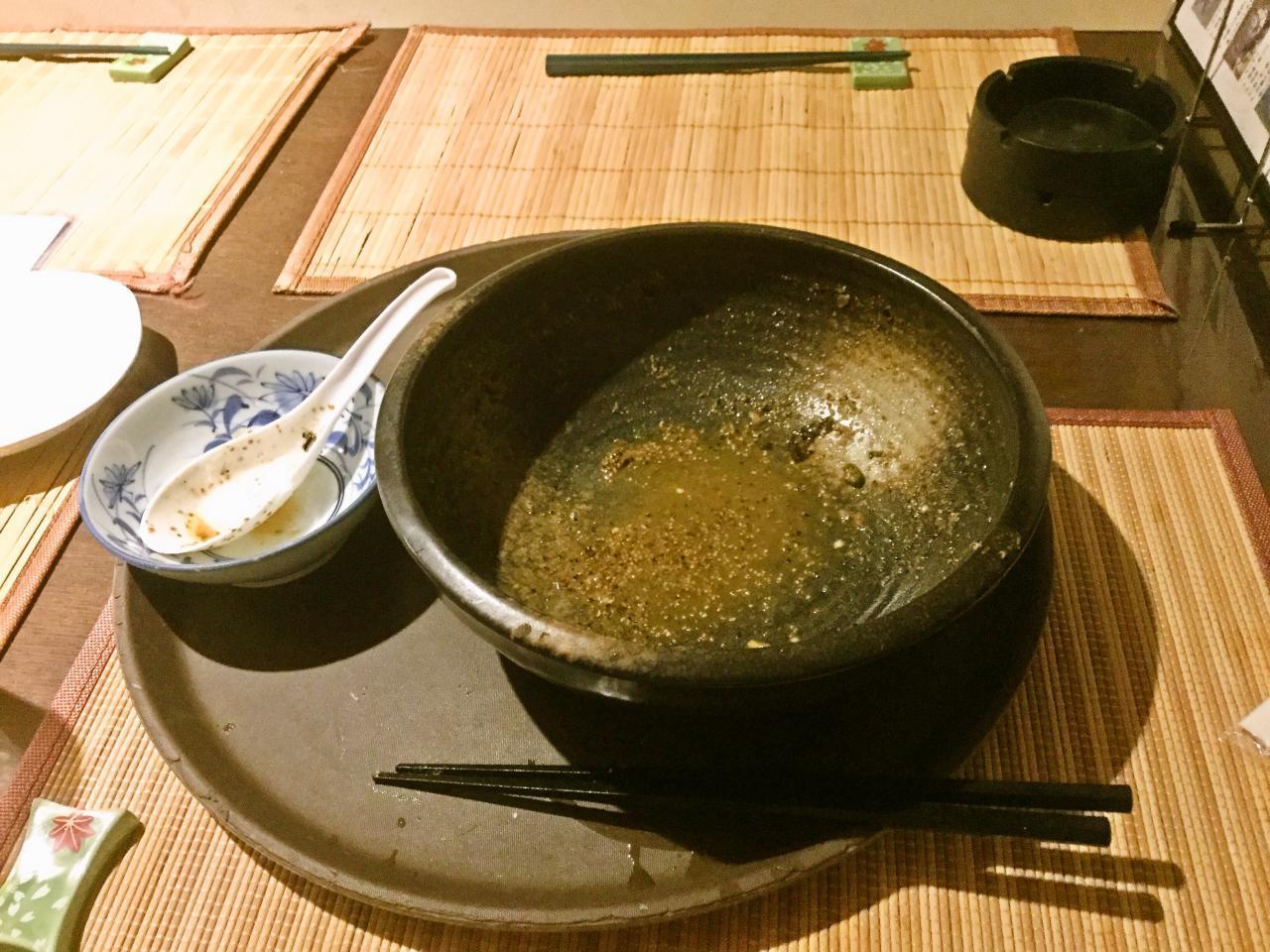 魚八亭 千住店(魚八激辛ラーメン)