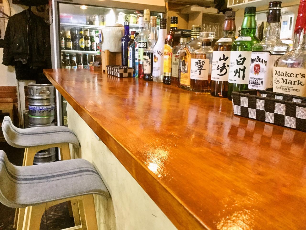 佐々木商店(店内)