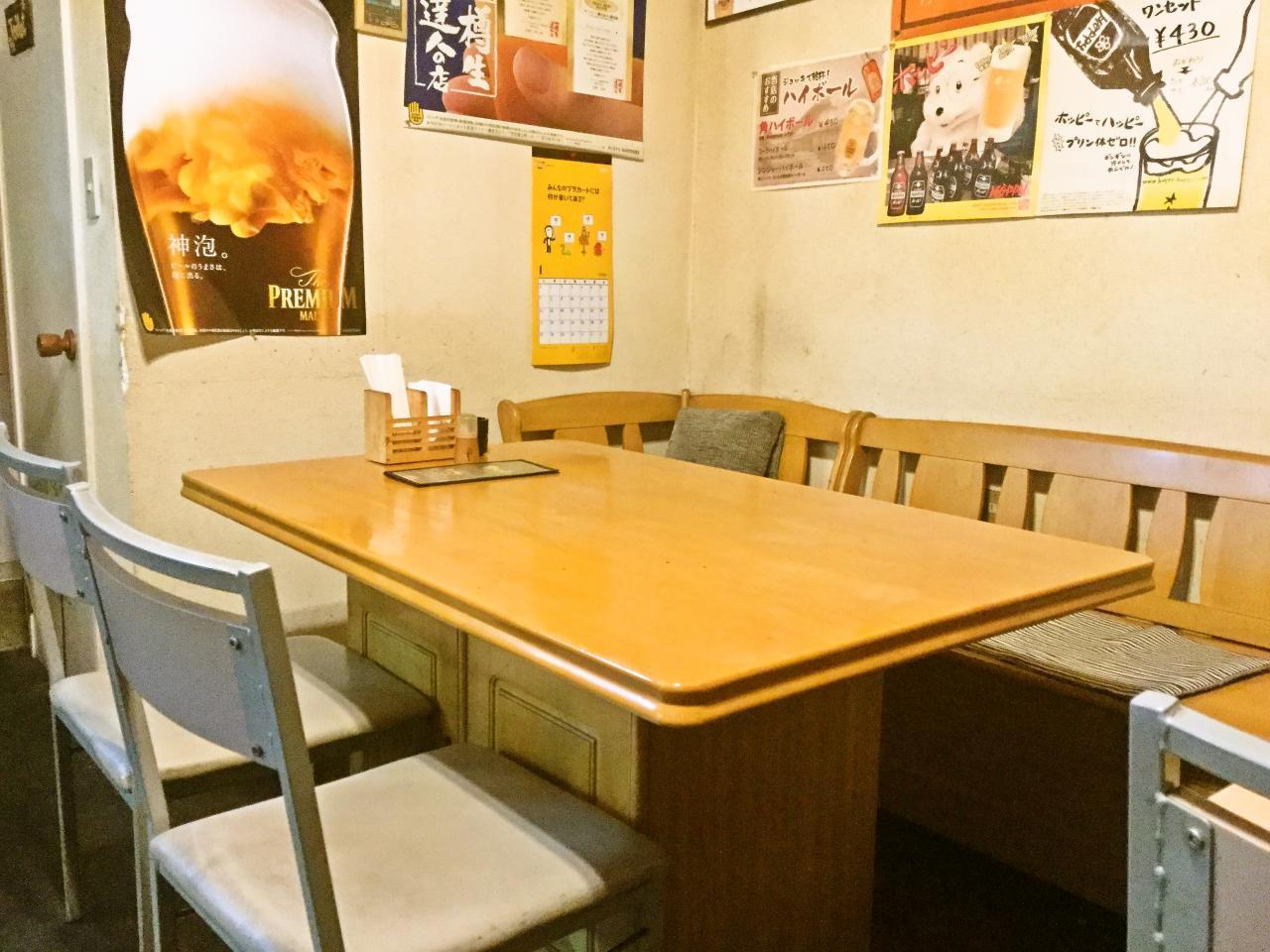 イートカフェてつ(店内)