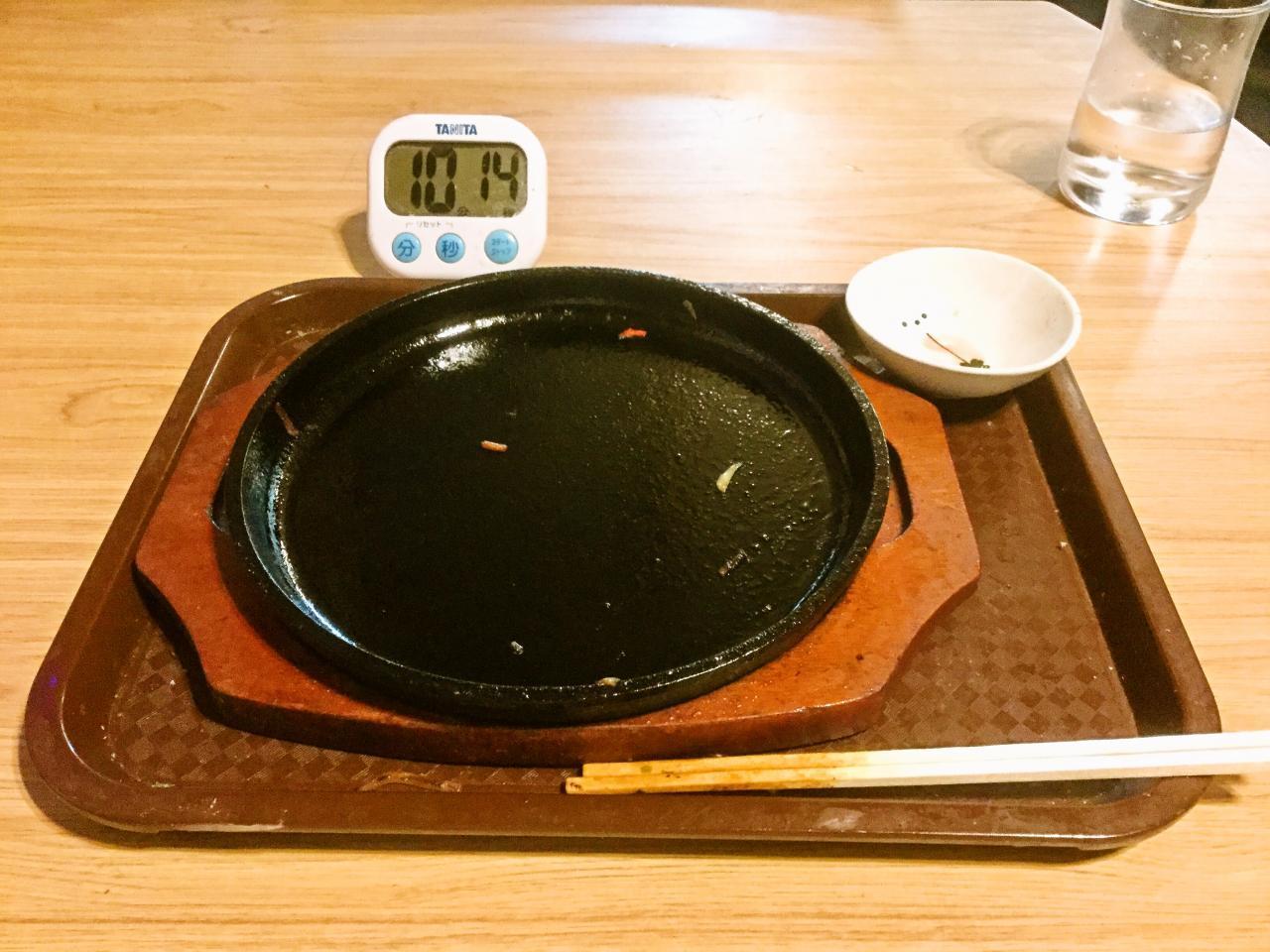 イートカフェてつ(Tetu盛り焼きそば)