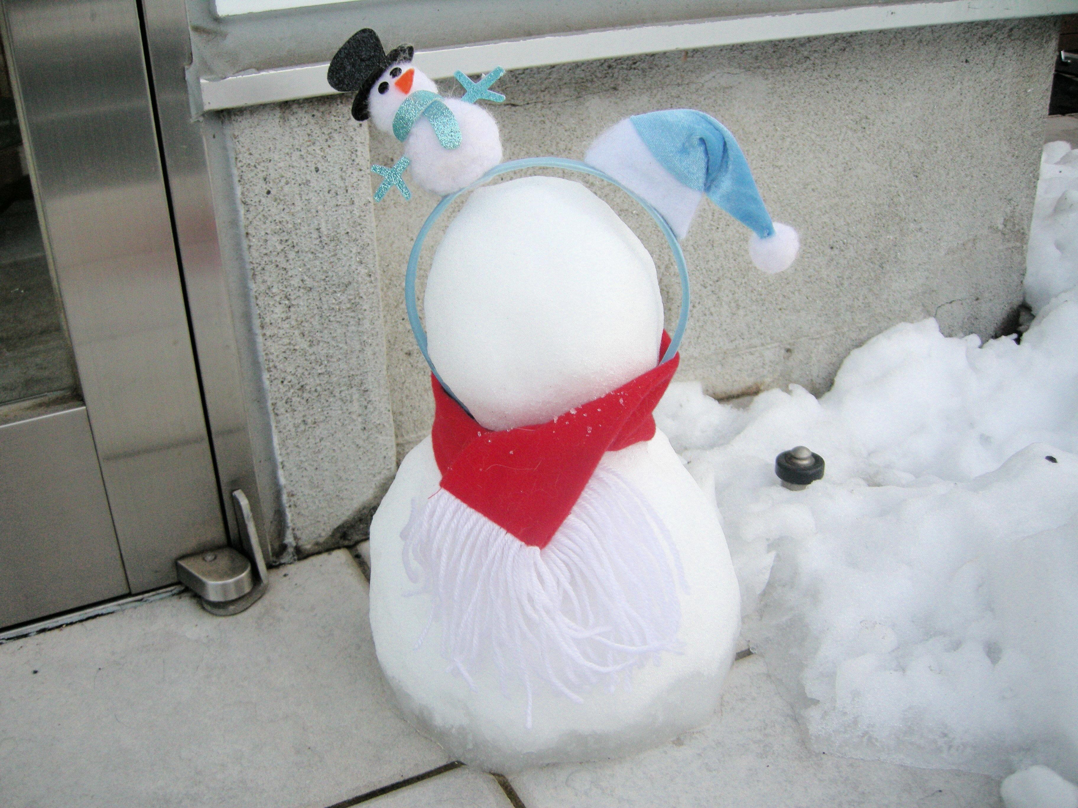 米雪だるま02