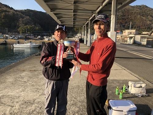 伸二さんと瀧内さん