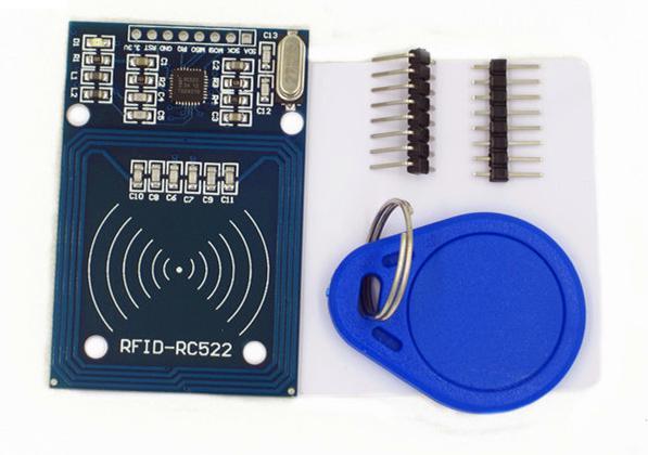 RFIDタグからシリアル番号を取得するRC522商品3