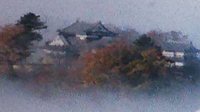 天空の城松山城