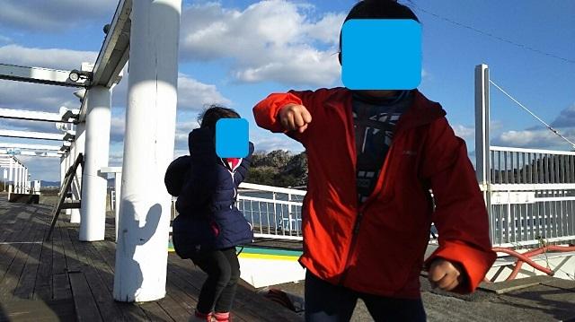 171227 新岡山港② ブログ用目隠し