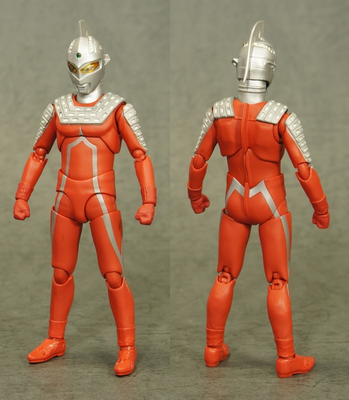 Figuarts ULTRASEVEN 03