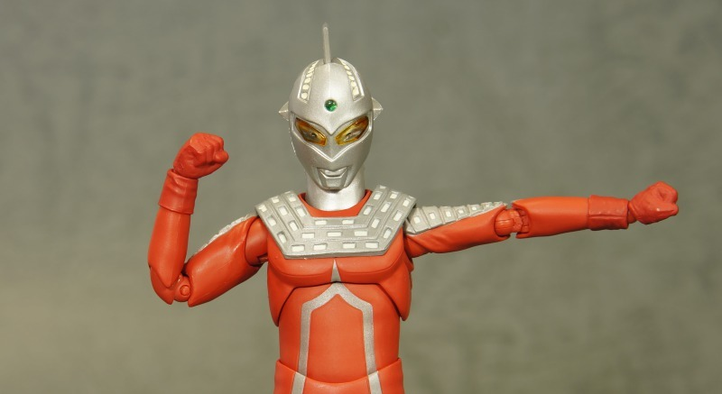 Figuarts ULTRASEVEN 07