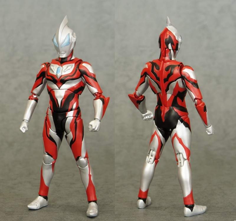 Figuarts ULTRAGEED 03