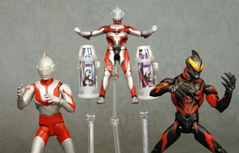 Figuarts ULTRAGEED 20