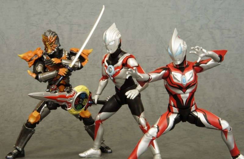 Figuarts ULTRAGEED 27