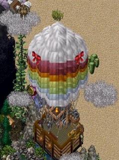 気球に乗れるようになりました