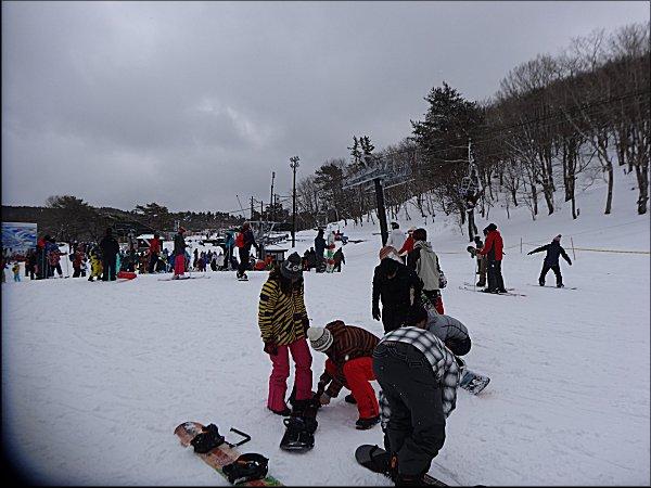 20スノーボード、個人レッスン