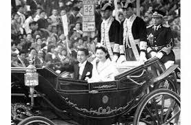 陛下 成婚パレード