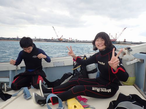 沖縄那覇市観光おすすめプラン平成30年2018年体験ダイビング初心者未経験者高齢者泳げない楽しめる