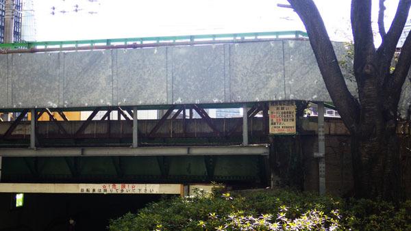 雑魚場架橋