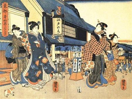 江戸時代の平均寿命は34歳ww