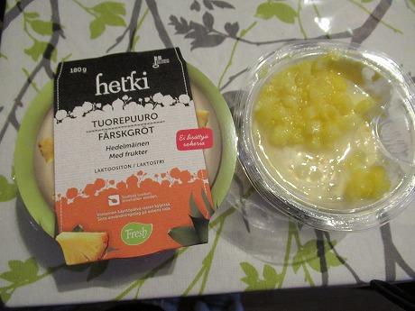 フルーツ粥1