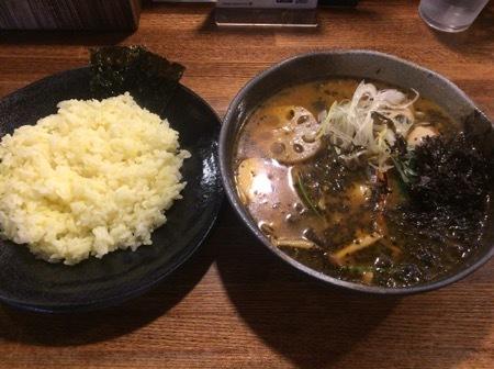 函館 スープカレー吉田商店