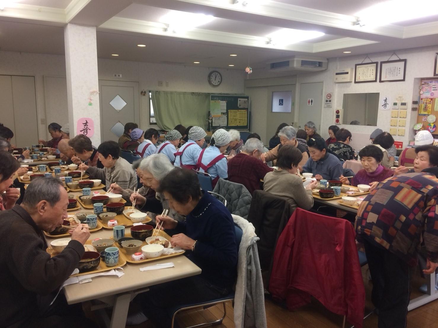 食事サービス (2)