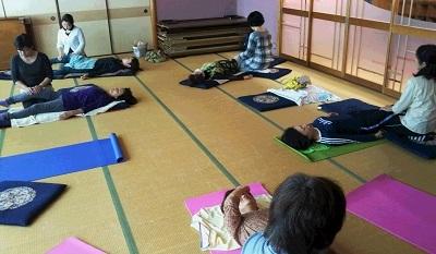 和み教室 10月