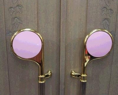 ホテル ドア