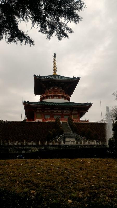 成田山 平和の大塔