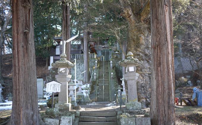平賀神社 ~佐久市~ - わんこの...