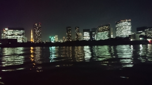 屋形船 東京湾