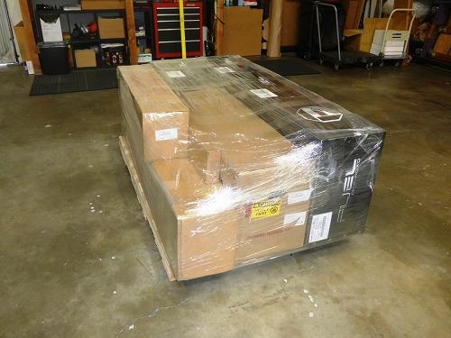 Parts shipment1
