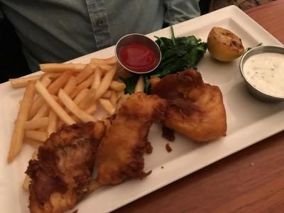 Seafood Restaurant fish&chips