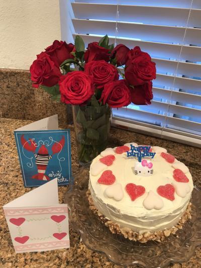 Birthday 2018 Cake