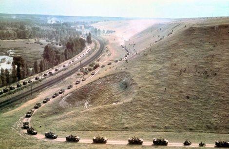 Tal der Somme am 5. Juni 1940