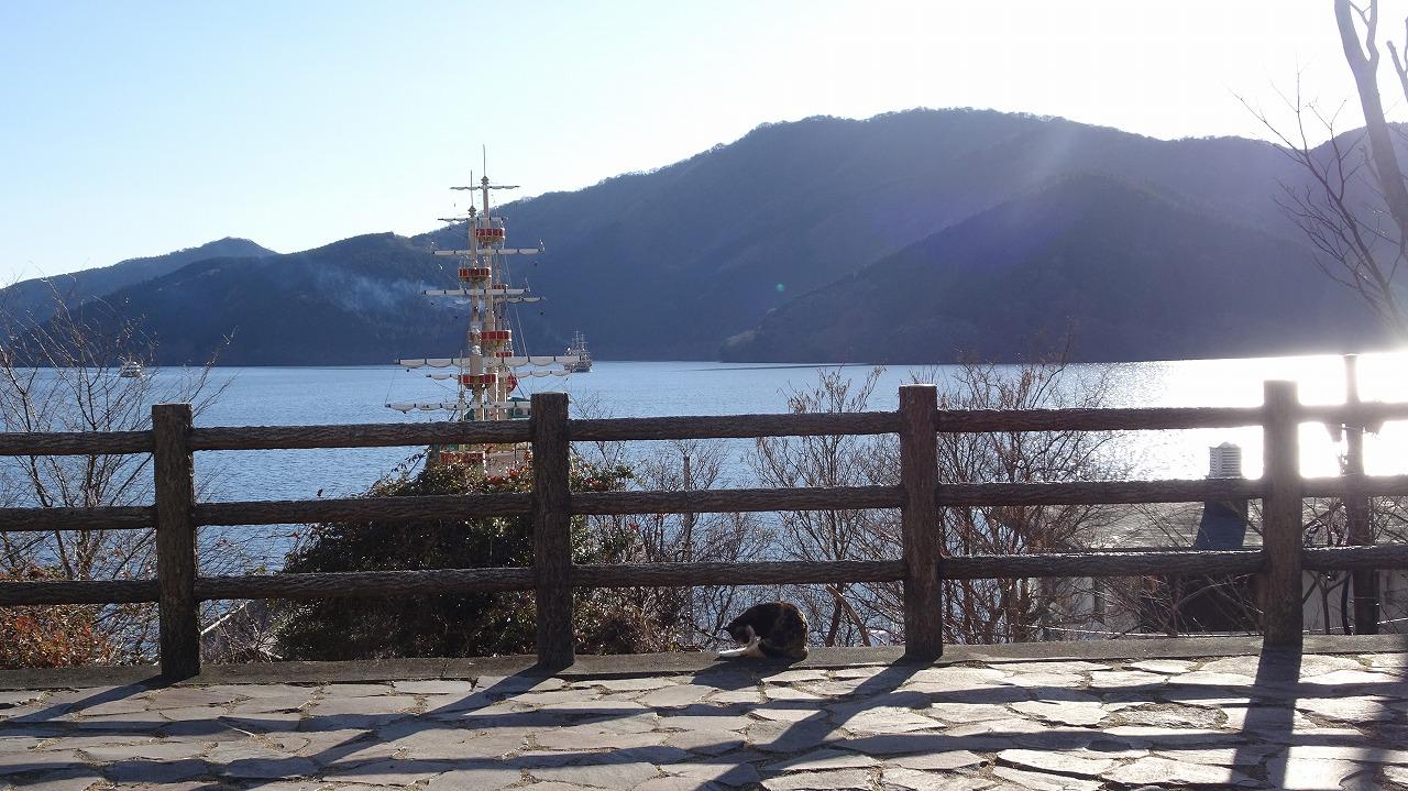 伊豆高原と箱根観光 (2017年12月)