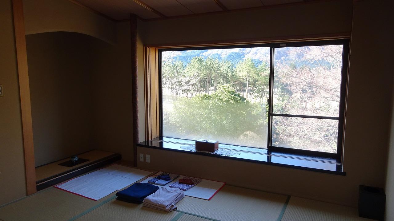 いちい亭 施設・部屋編 (2017年12月)