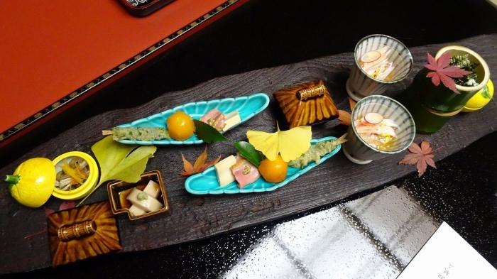 いちい亭食事 (1)