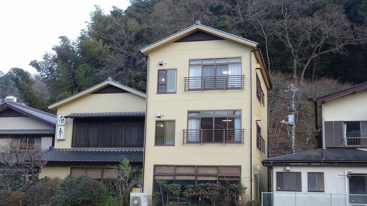 オーベルジュ 花季 施設・部屋編 (2018年1月)