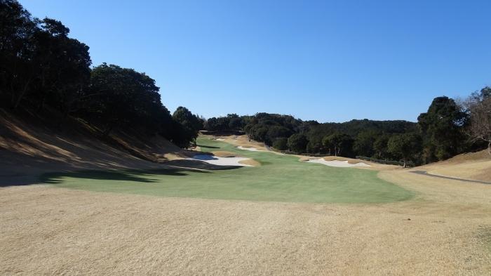 ゴルフ2日目 (4)