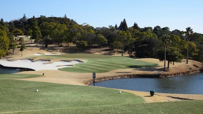 ゴルフ2日目 (5)