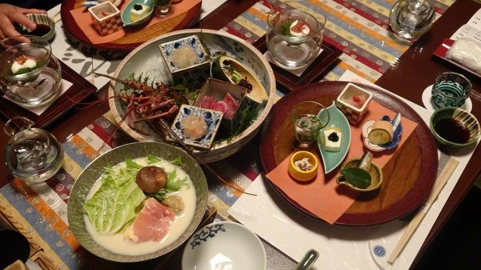 海の蝶食事 (1)