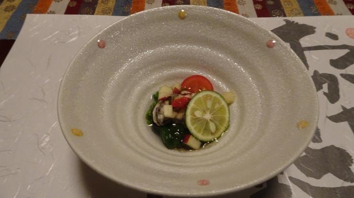 海の蝶食事 (8)