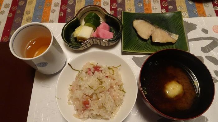 海の蝶食事 (9)