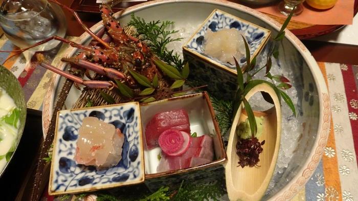 海の蝶食事 (4)
